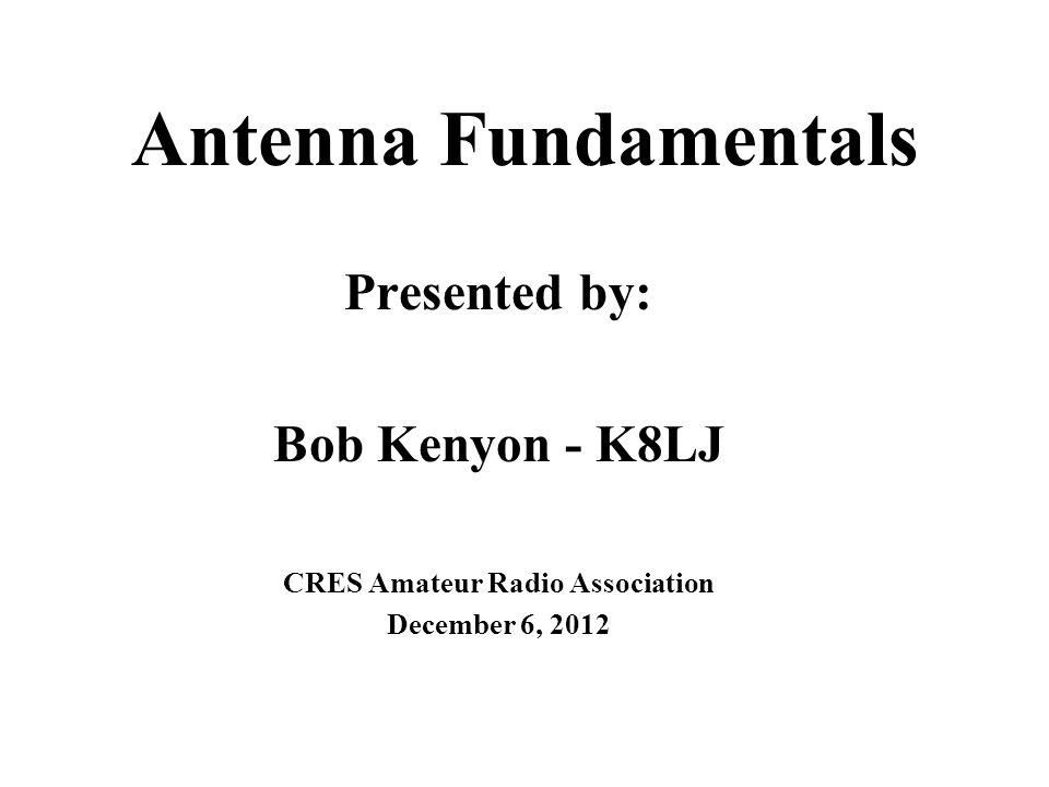 CRES Amateur Radio Association
