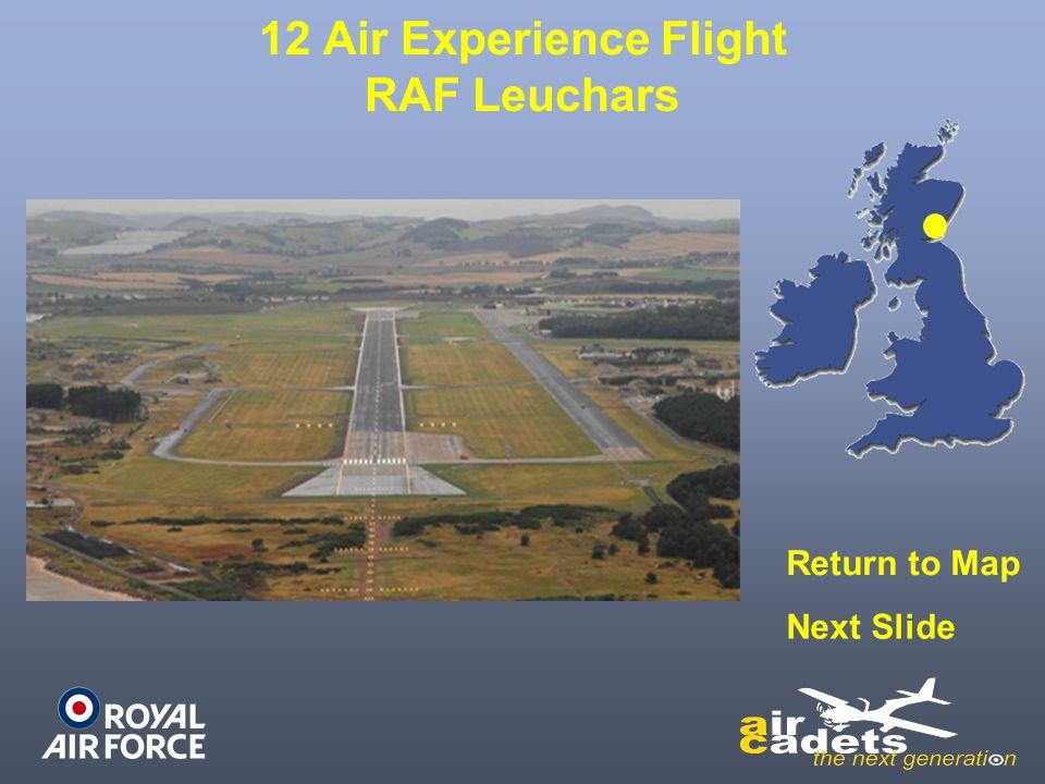 12 Air Experience Flight RAF Leuchars