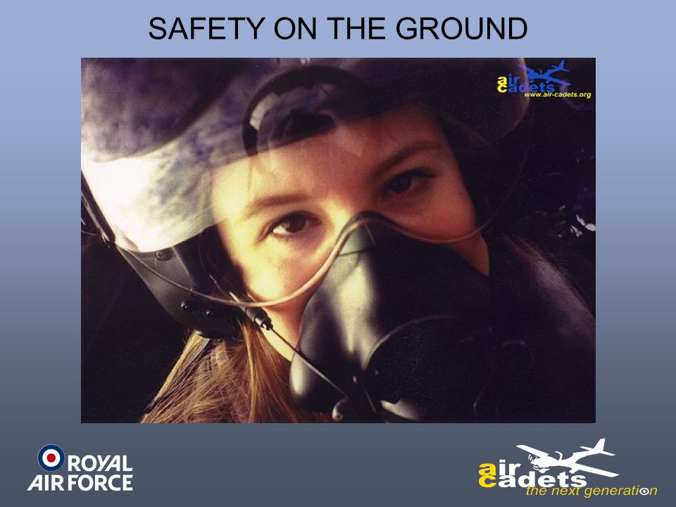 SAFETY ON THE GROUND