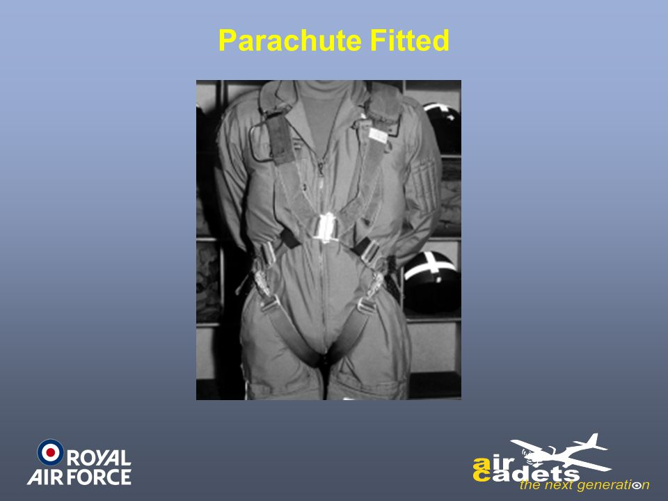 Parachute Fitted