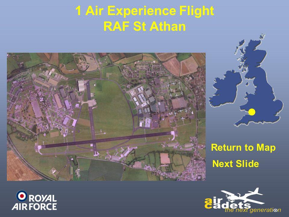 1 Air Experience Flight RAF St Athan