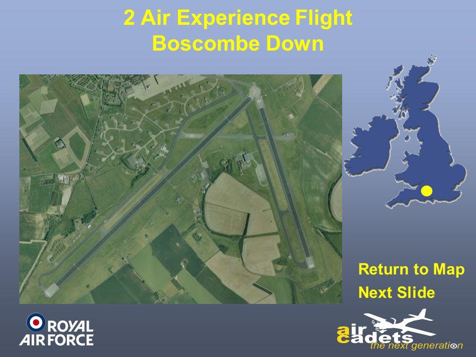 2 Air Experience Flight Boscombe Down