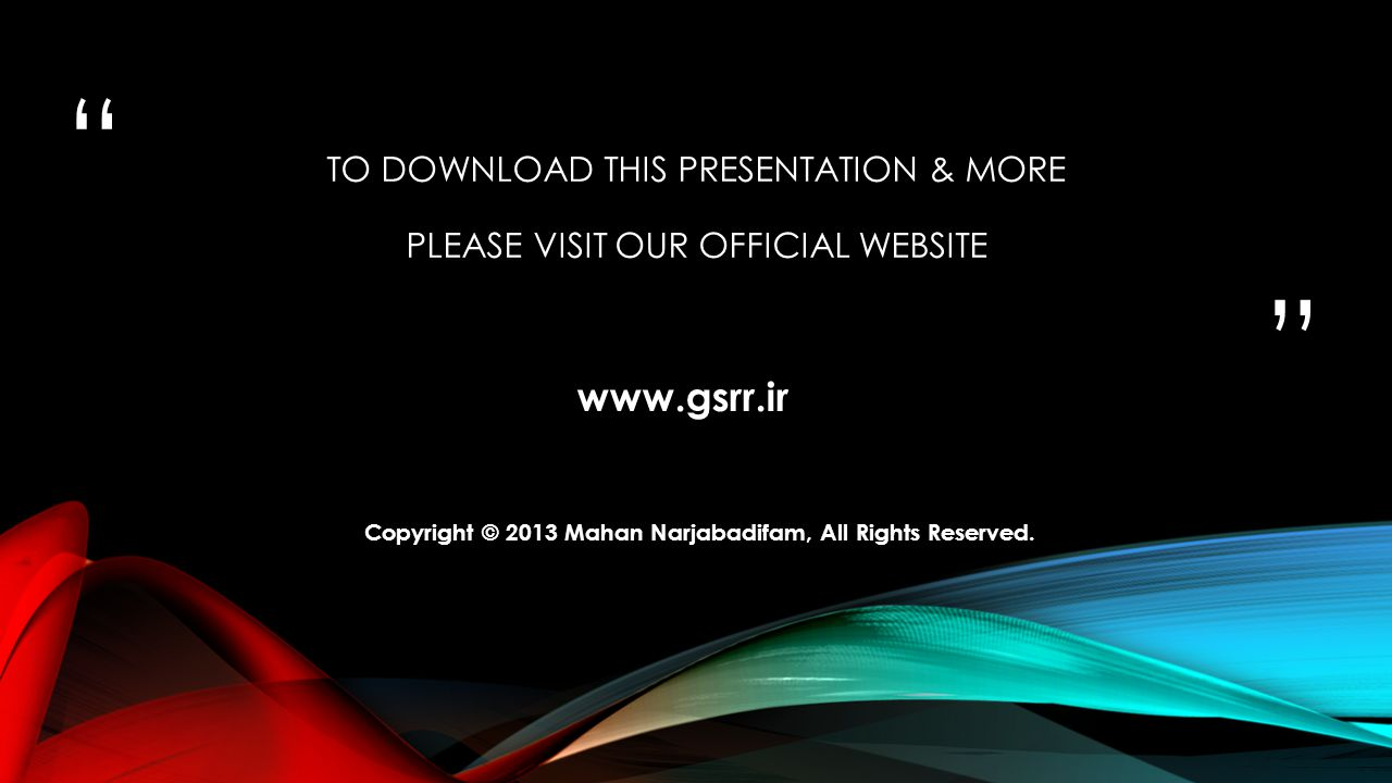 To Download This Presentation & More Please Visit Our Official Website