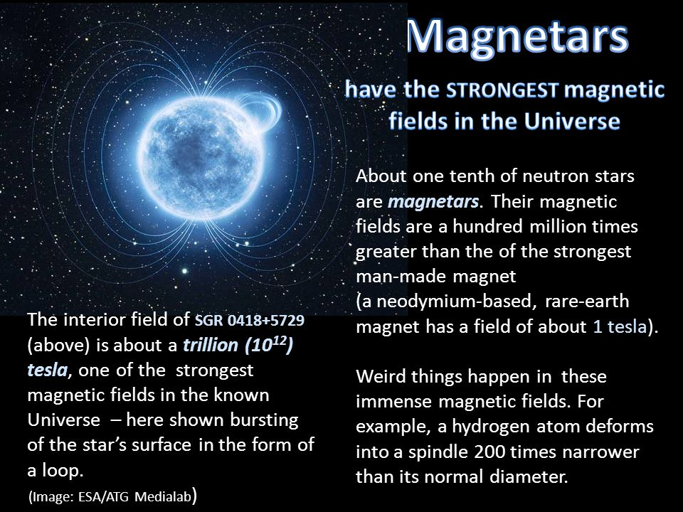have the STRONGEST magnetic