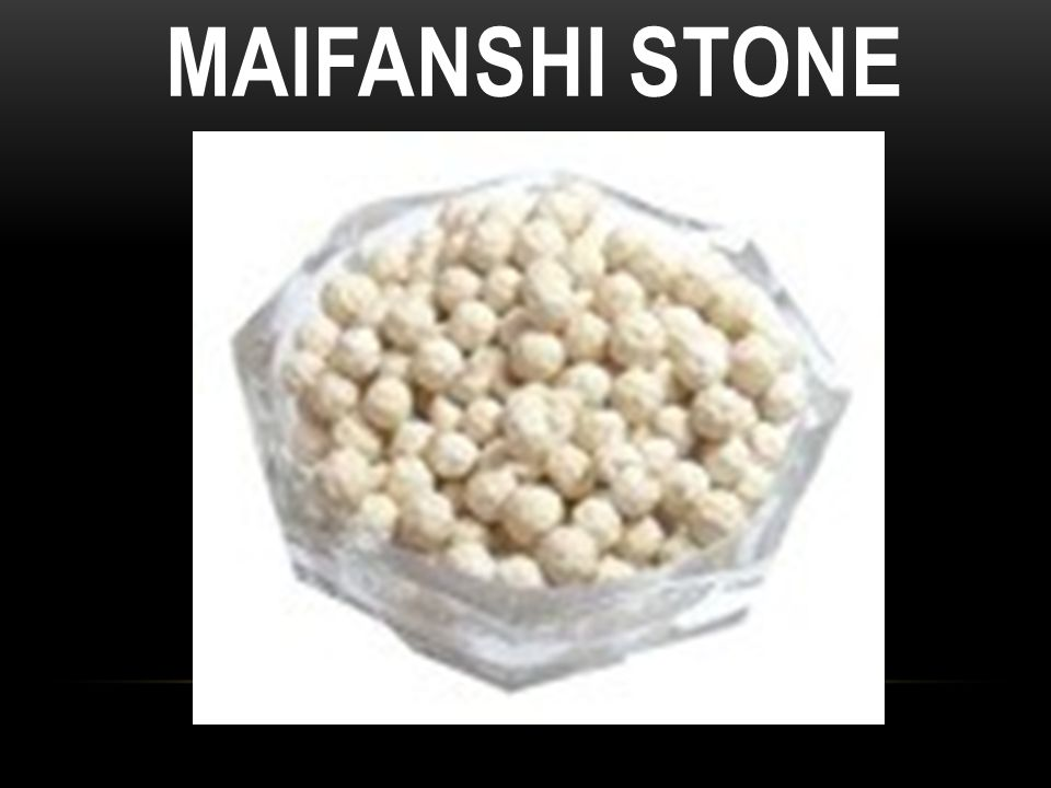 Maifanshi Stone