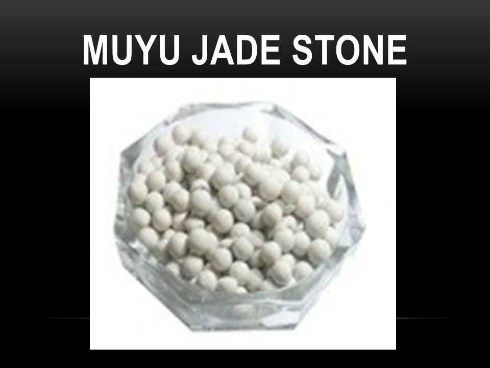 Muyu Jade Stone