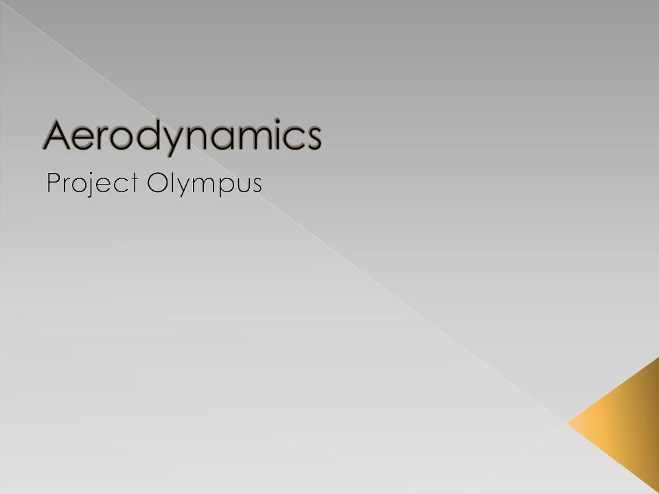 Aerodynamics Project Olympus