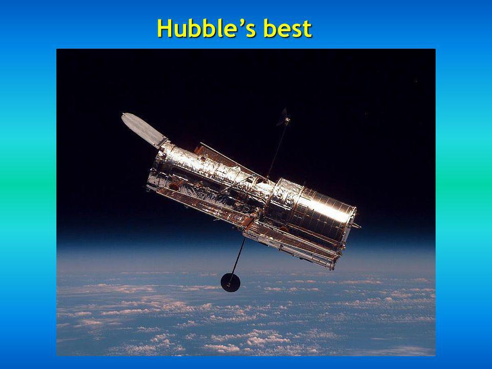 Hubble's best
