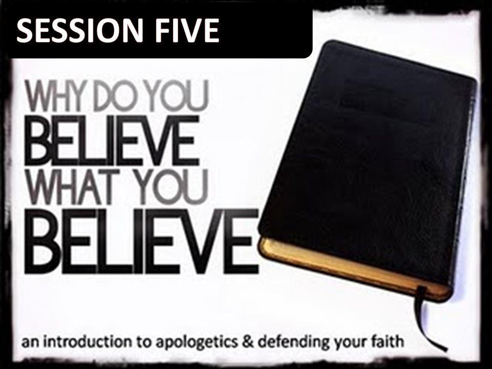SESSION FIVE