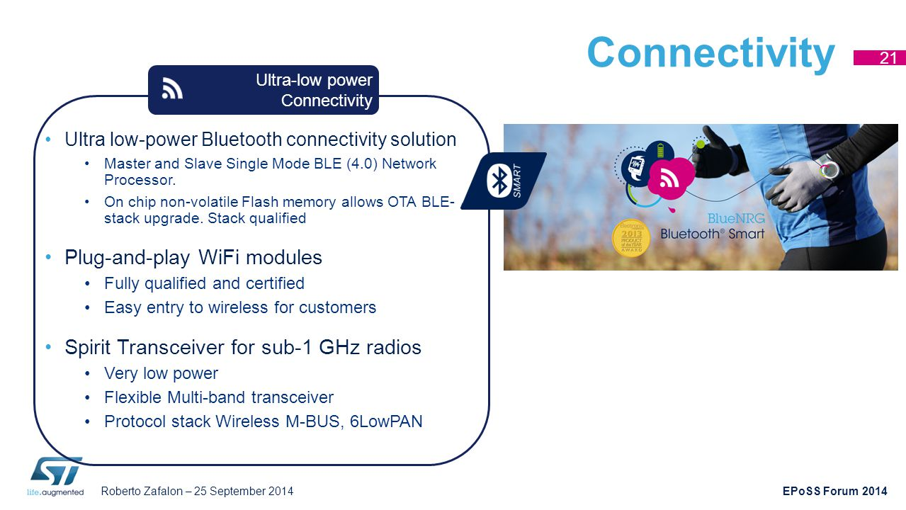 Connectivity Plug-and-play WiFi modules