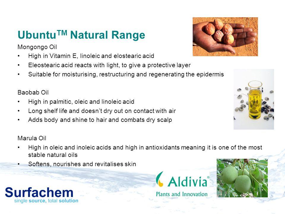 UbuntuTM Natural Range