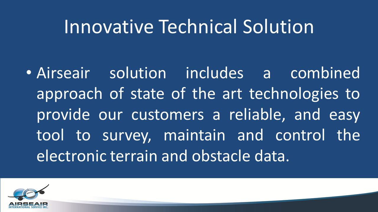 Innovative Technical Solution