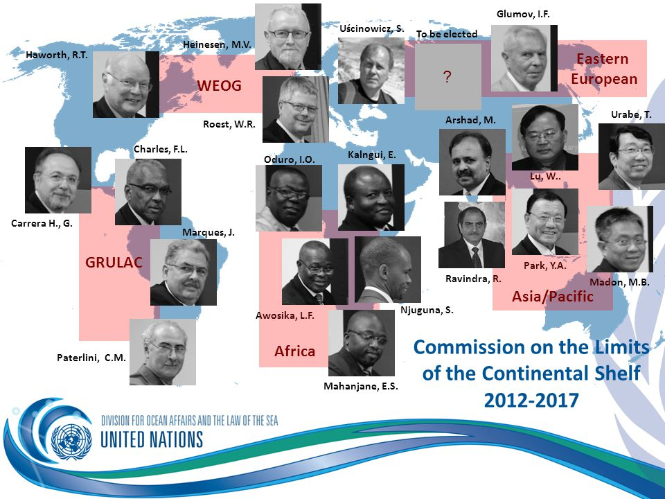 Commission on the Limits of the Continental Shelf