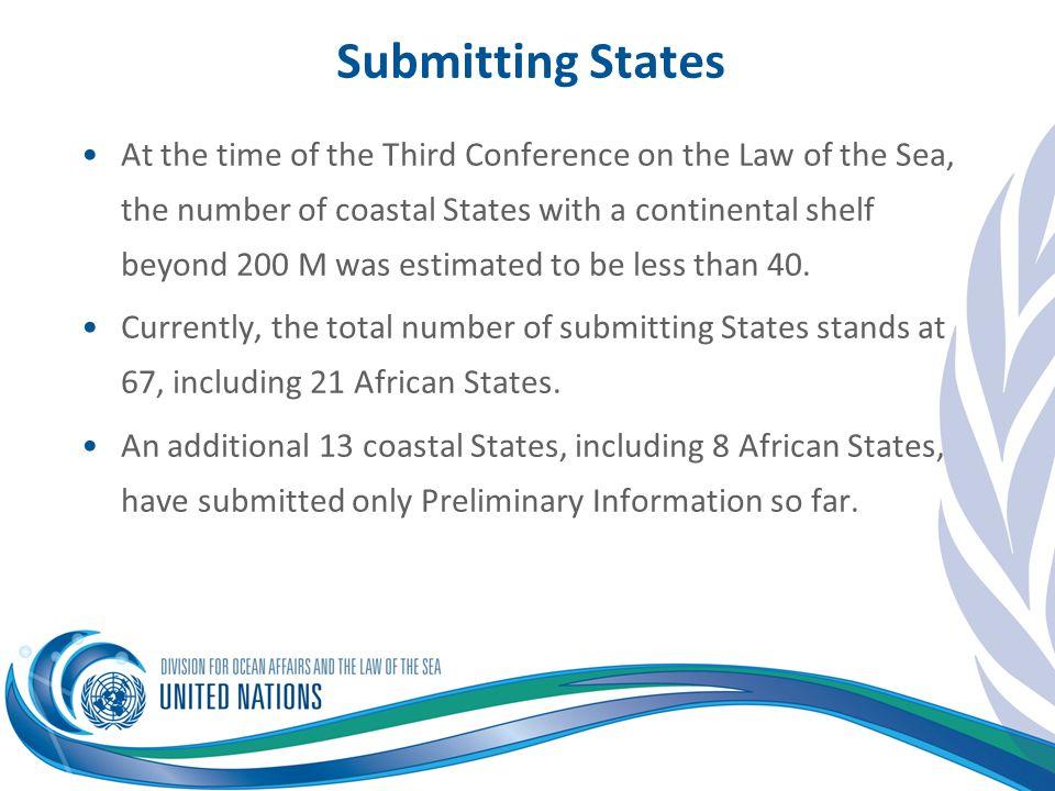 Submitting States