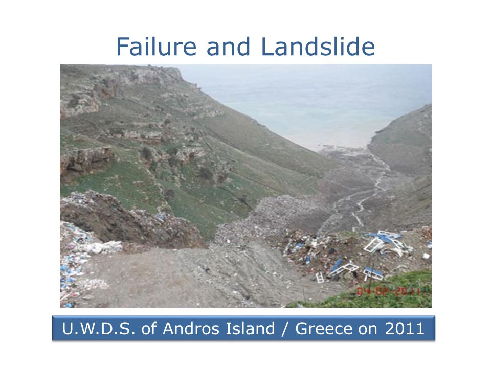 U.W.D.S. of Andros Island / Greece on 2011