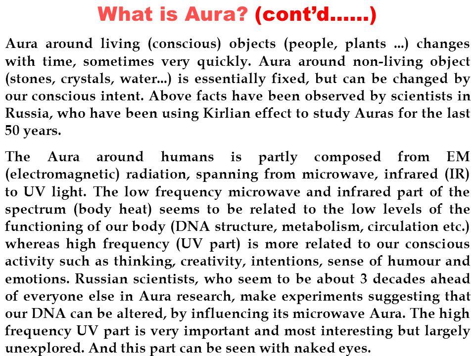 What is Aura (cont'd……)