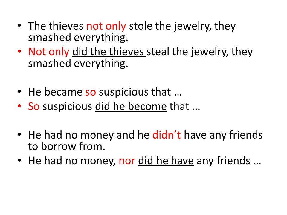 The thieves not only stole the jewelry, they smashed everything.