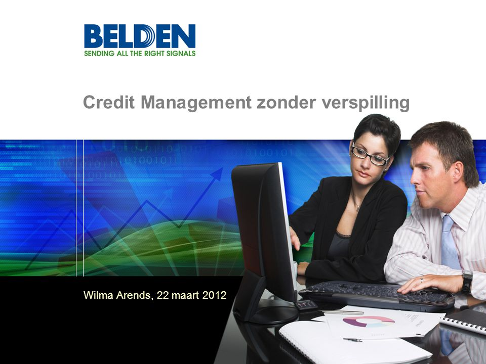 Credit Management zonder verspilling