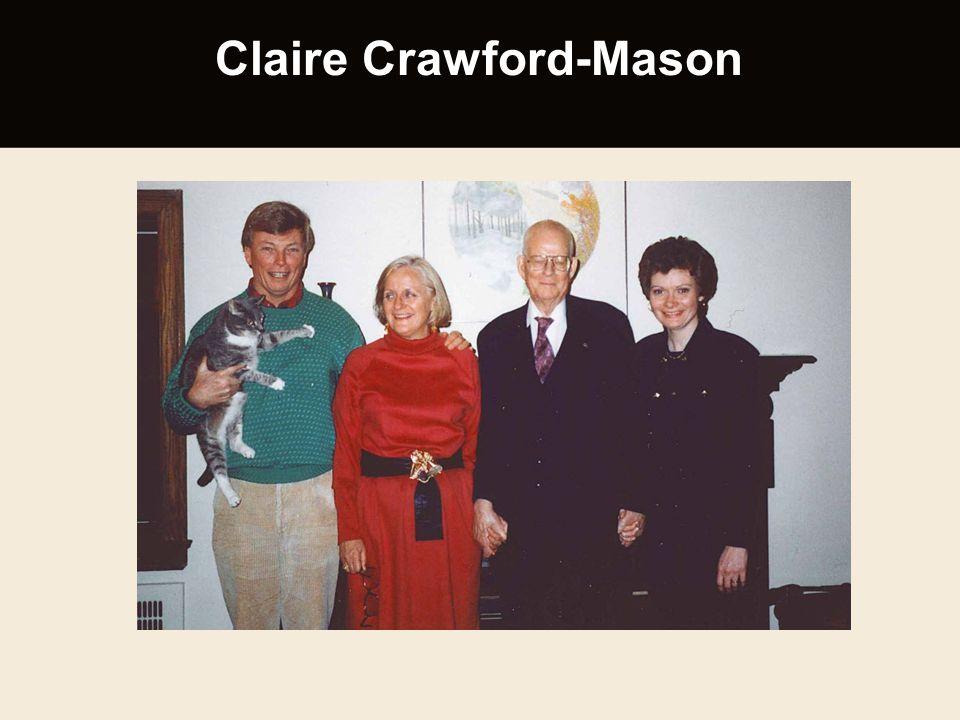 Claire Crawford-Mason