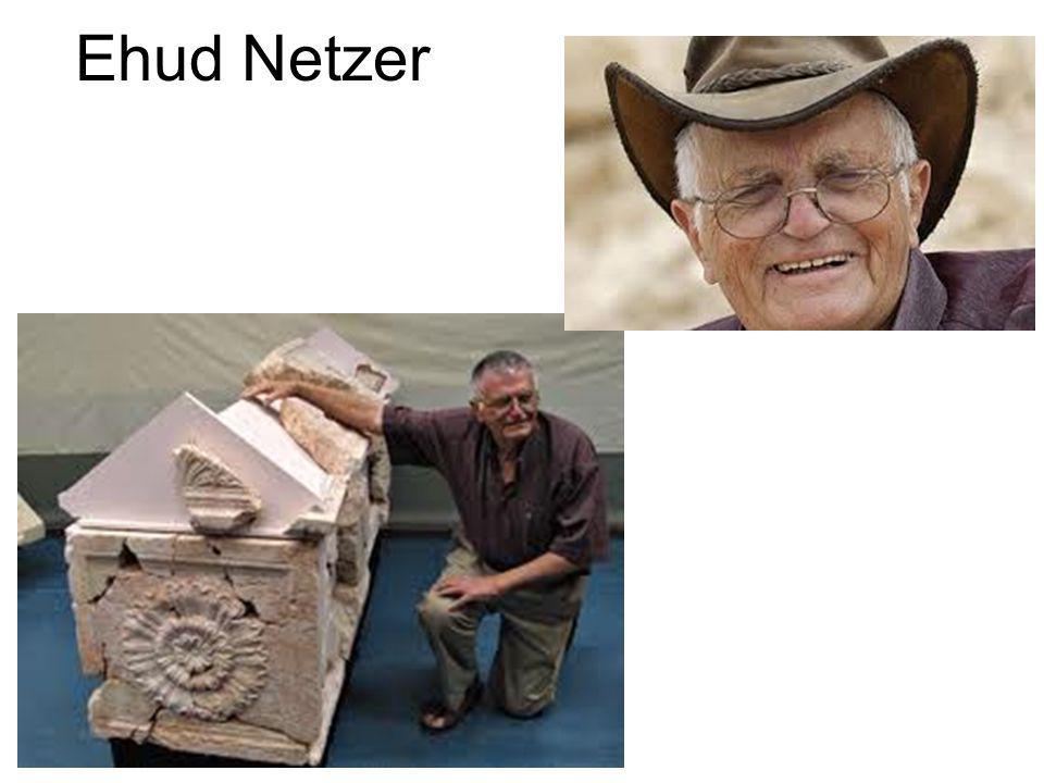 Ehud Netzer