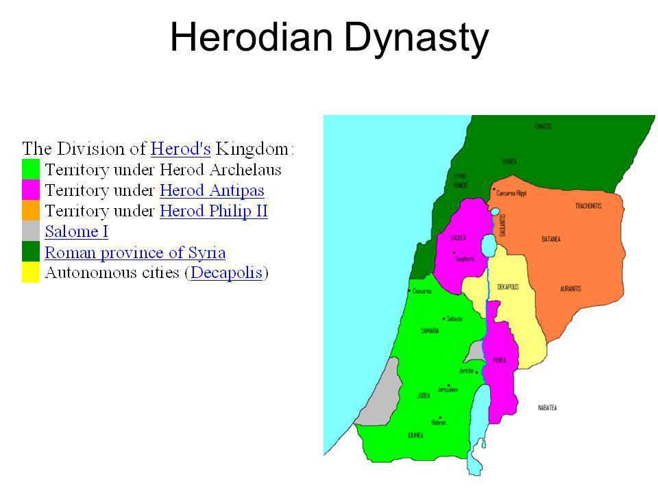 Herodian Dynasty
