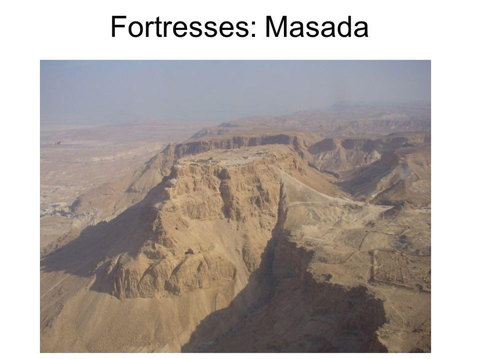 Fortresses: Masada