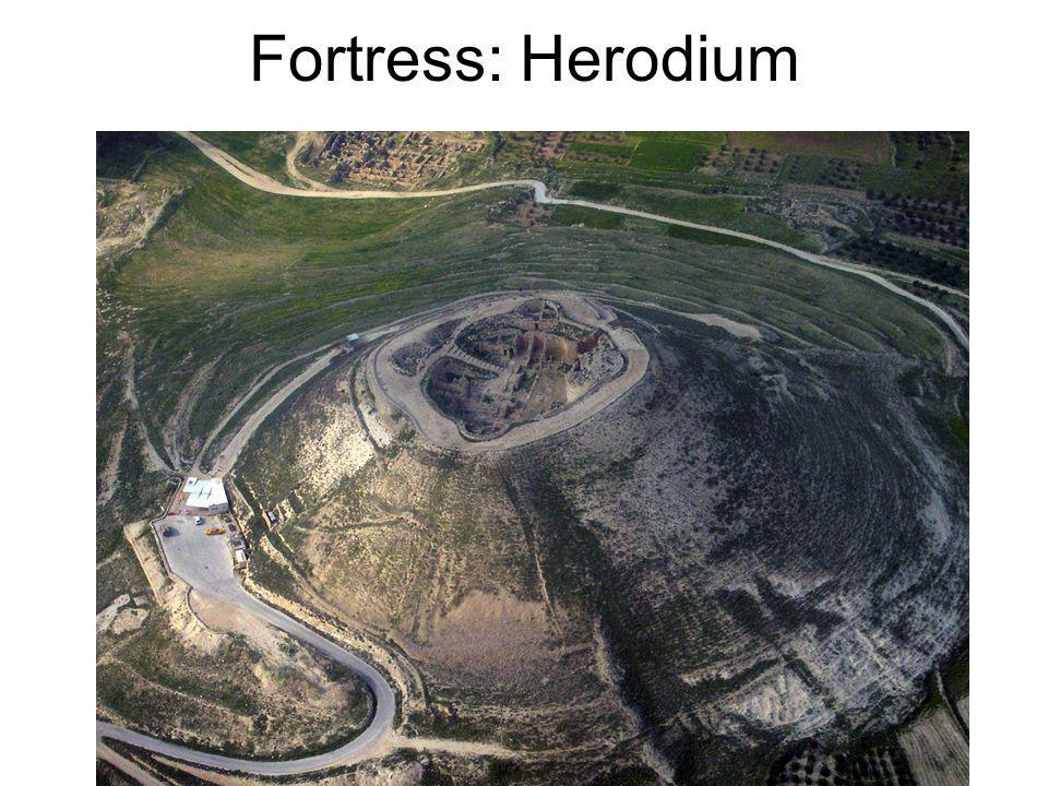 Fortress: Herodium