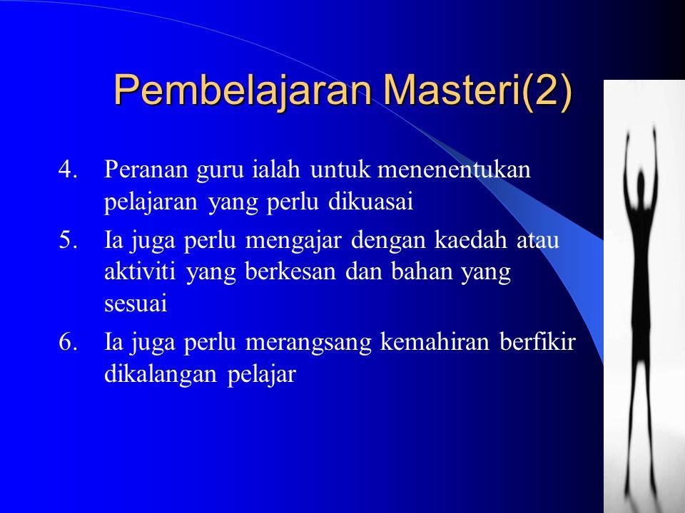 Pembelajaran Masteri(2)