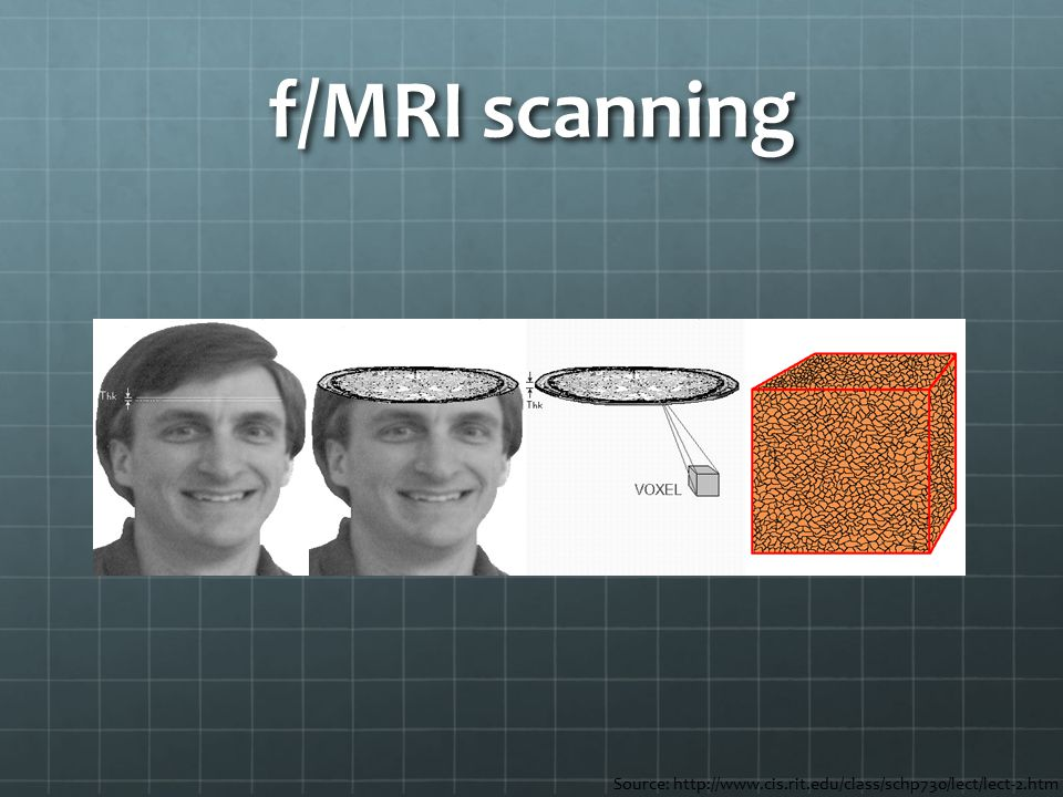 f/MRI scanning http://www.cis.rit.edu/class/schp730/lect/lect-2.htm