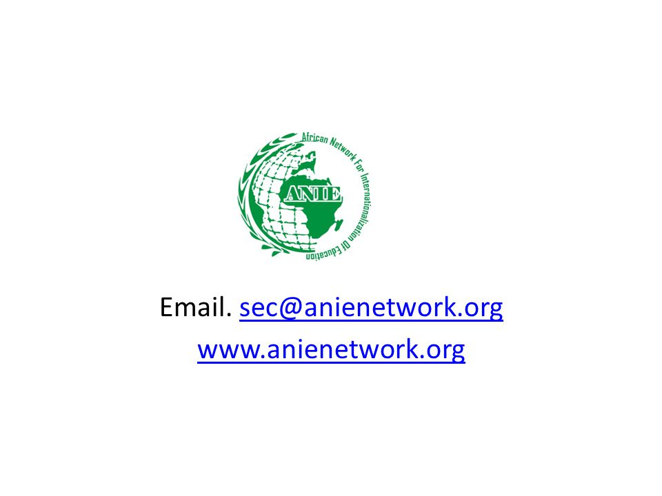 Email. sec@anienetwork.org