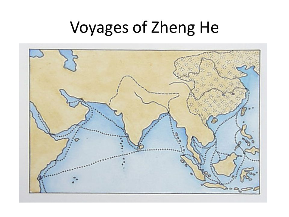Voyages of Zheng He