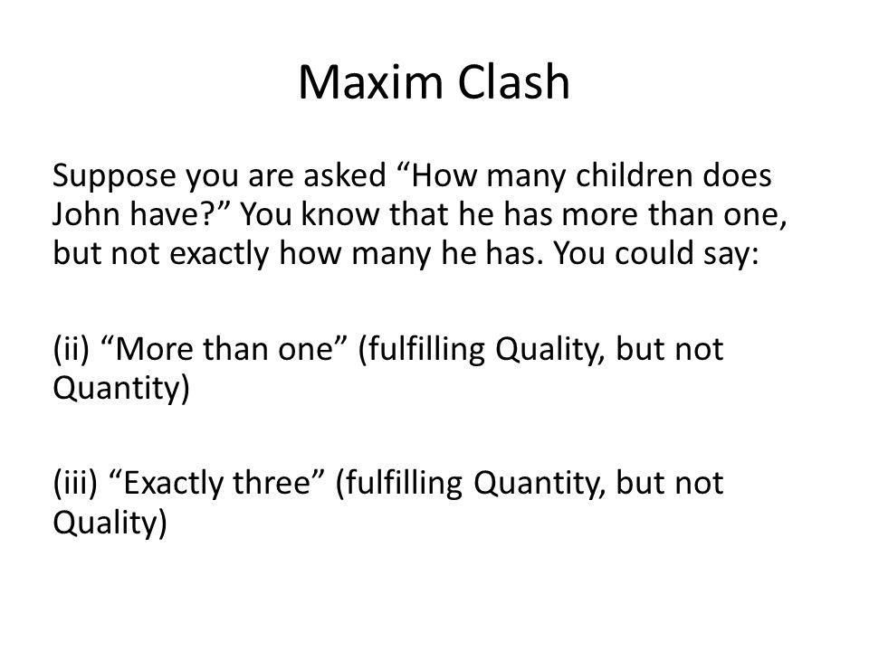 Maxim Clash