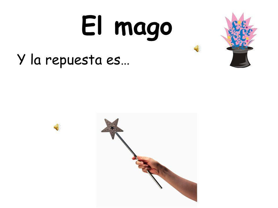 El mago Y la repuesta es… Think of a number up to 10. El numero tres
