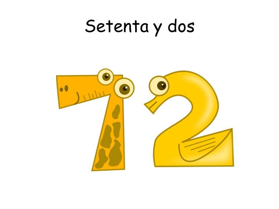 Setenta y dos