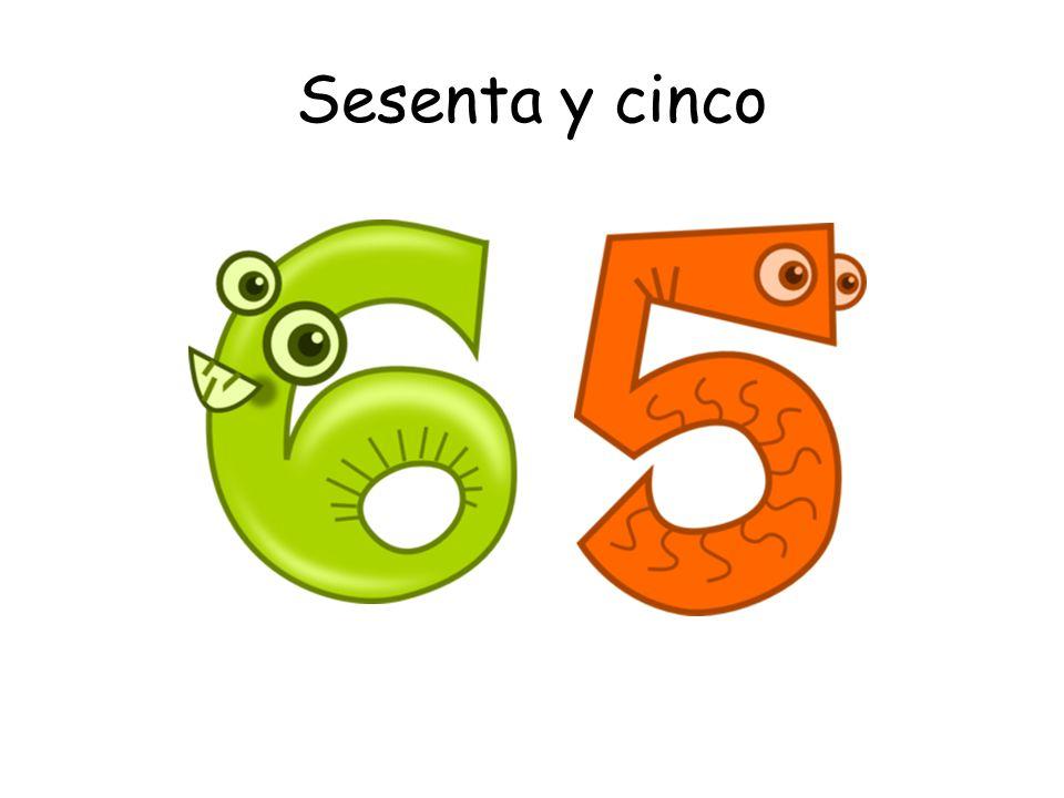 Sesenta y cinco