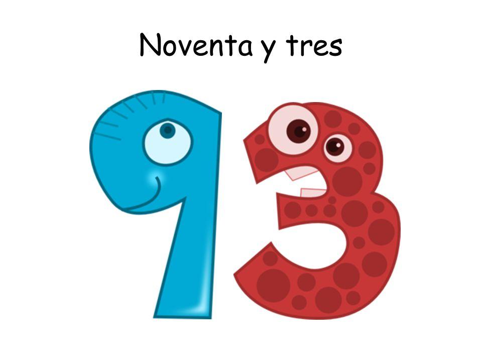 Noventa y tres