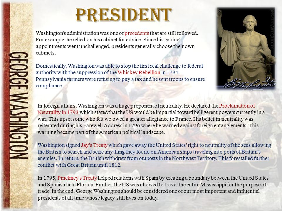 President