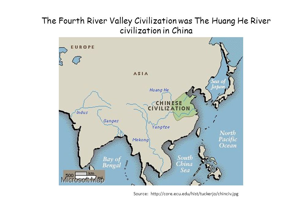 Indus River Vally and Chinese Dynasty