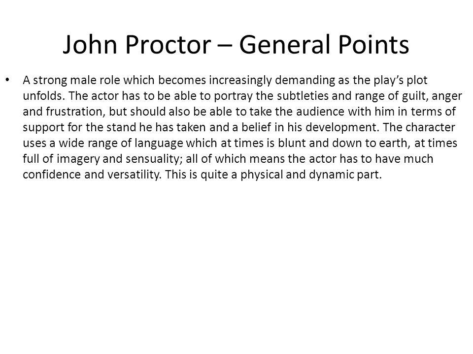 dynamic character essay john proctor We will write a custom essay sample on the crucible literary analysis or any some of the dynamic characters in the crucible include john proctor.