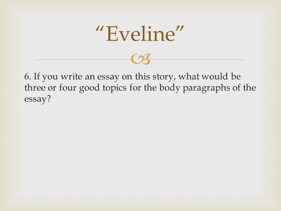 Eveline 6.