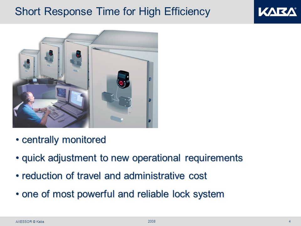 Short Response Time for High Efficiency