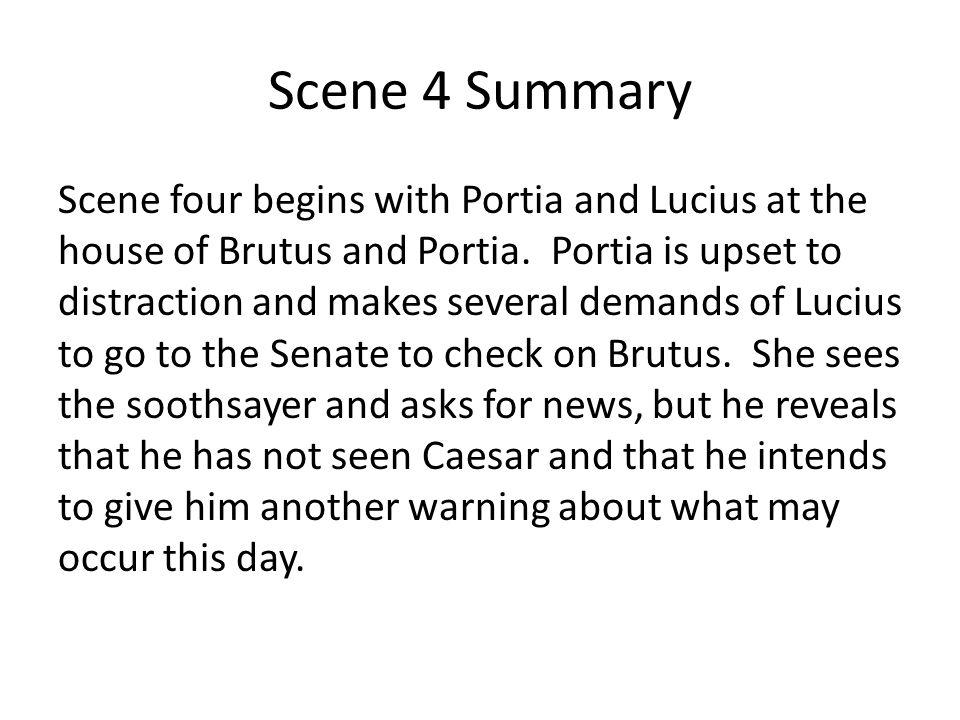 Scene 4 Summary