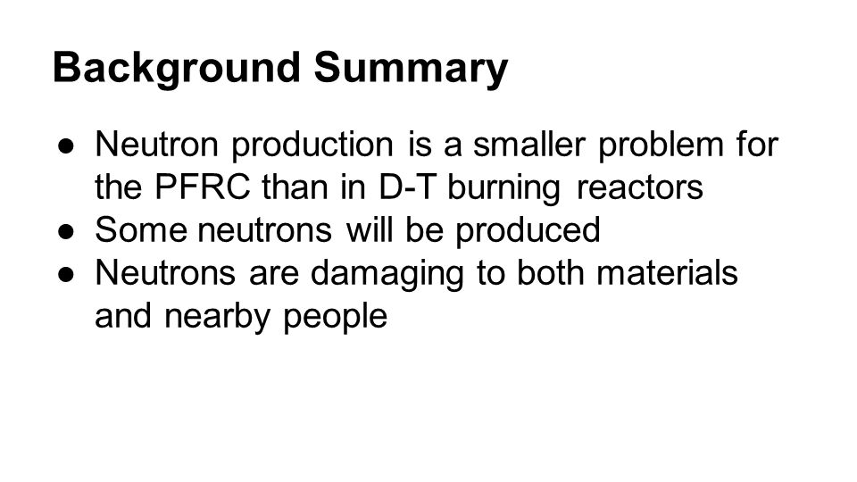 Reactor Materials Shielding: Boron Carbide (B4C), can use B-10 enriched to reduce amount required.