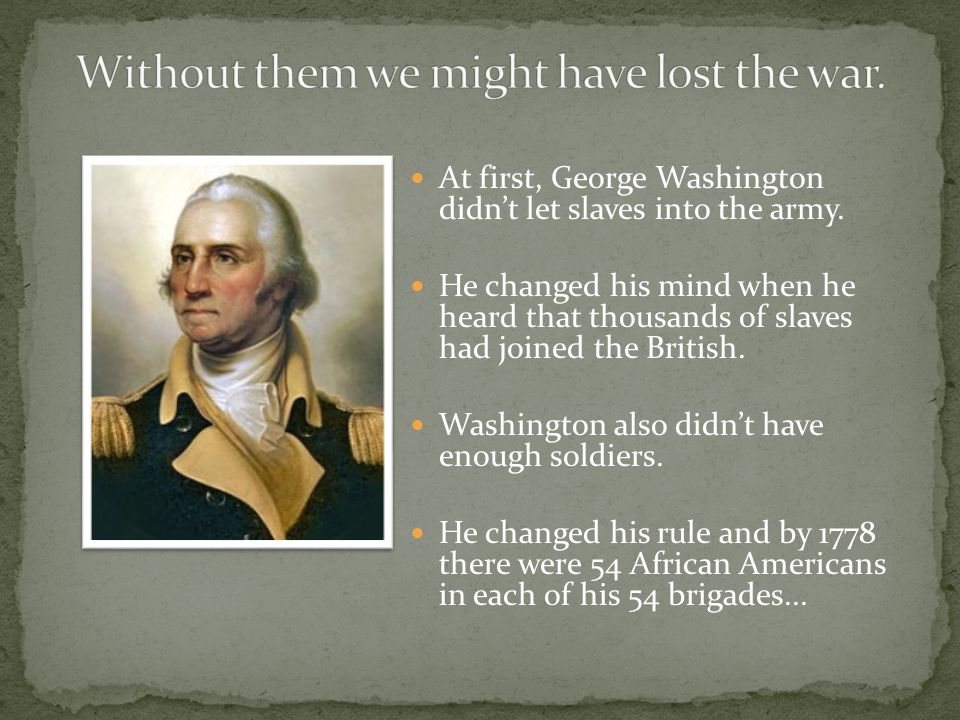 Without them we might have lost the war.