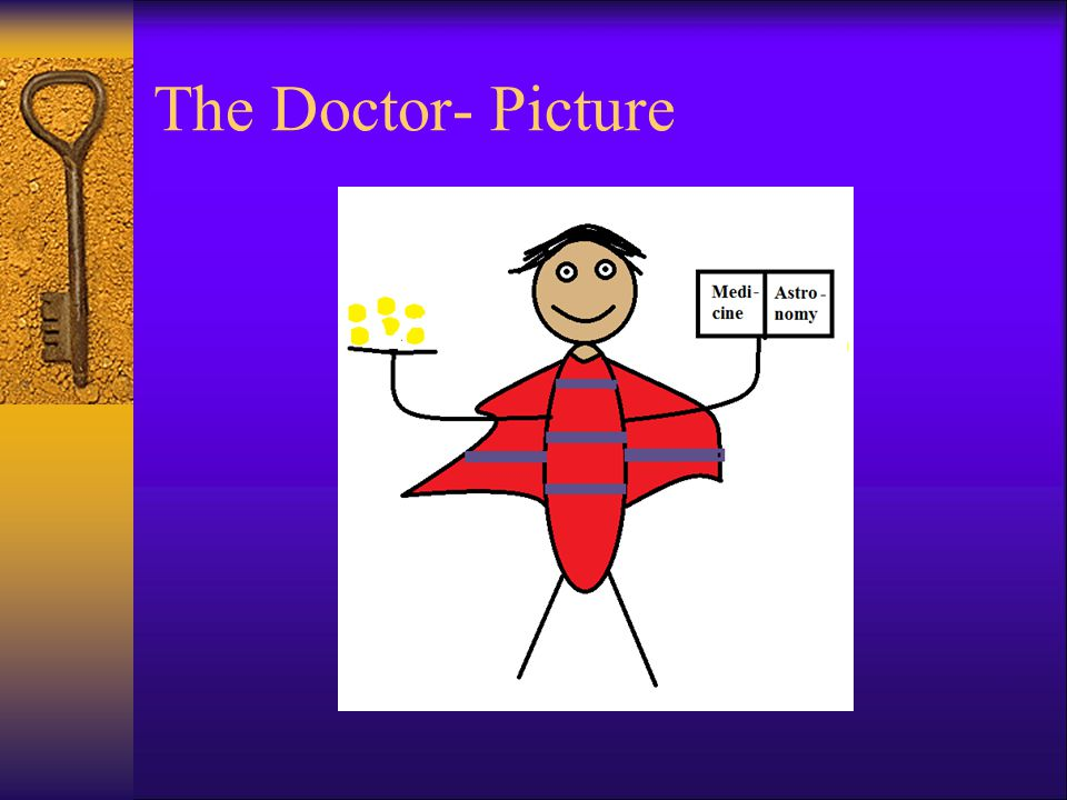 The Doctor- Picture