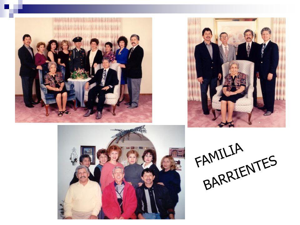 FAMILIA BARRIENTES