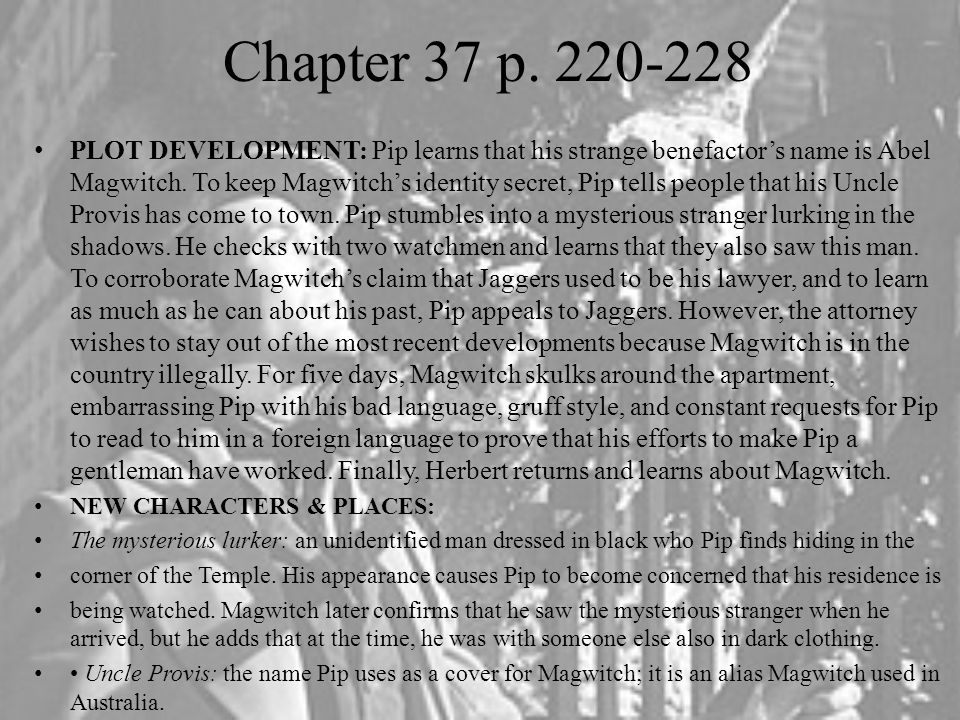 Chapter 37 p. 220-228