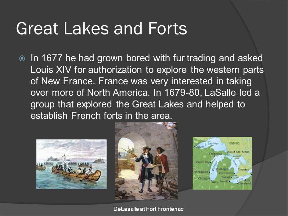 Great Lakes and Forts