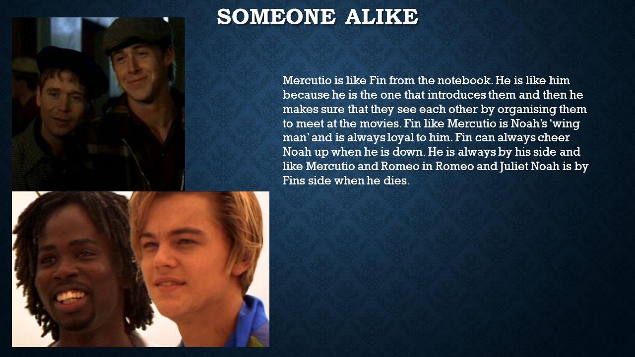 SOMEONE ALIKE
