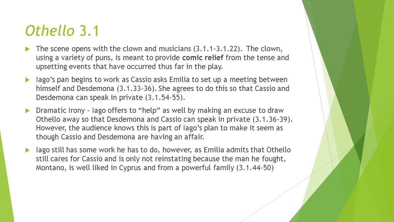Othello 3.1